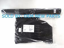 Genuine Nissan Altima Carpet Floor Mats Set & Carpet Trunk Mat NEW OEM BLACK OEM