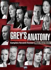 Greys Anatomy: The Complete Seventh Seas DVD - REGION 1 US IMPORT (NEW)