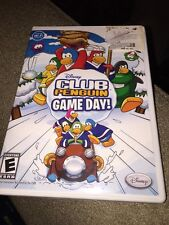 Disney Club Penguin Game Day! Nintendo Wii Game (Rated E For Everyone)