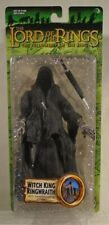Lord Of The Rings Witch King RingWraith Sword Lunging Action Fellowship Trilogy
