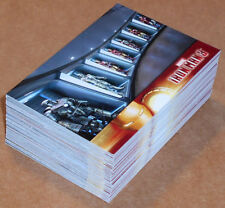 Iron Man 3 ~ COMPLETE 60-CARD BASE SET ~ Upper Deck 2013