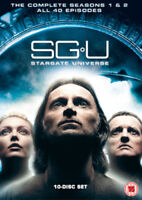 Stargate Universe: The Complete Series DVD (2011) Robert Carlyle cert 15 10