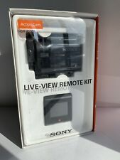 Sony Action Cam HDR-AS50R Wi-Fi HD Video Camera Camcorder & Live View Remote