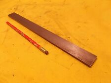 1018 Cr Steel Flat Bar Stock Machine Tool Die Shop Plate 14 X 1 X 12 Oal