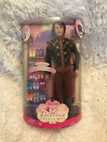 2006 Barbie 12 Dancing Princess Princesses Prince Derek Ken Doll Brand New NRFB