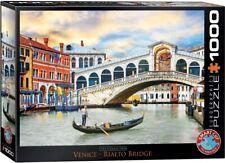 Eurographics Venice Rialto Bridge 1000 Piece Jigsaw EG60000766