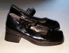 Rachel Shoes Black Mary Jane Buckle Shoes US Shoe Size Girls (Youth) 13 W Spain