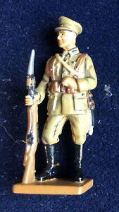 Soldier Lead Del Prado Trooper 18 Th Lanciersrigiment Poland 1939
