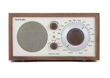 Tivoli Model One Beige & Walnut Radio Am / FM - Retro Classic Style