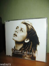 LARA FABIAN I WILL LOVE AGAIN CD SINGLE NUOVO 3 TRACKS
