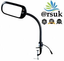 Arsuk DEL 12 W bureau Lampadaire Dimmable réglable Lampe de Lecture Flexible Cou