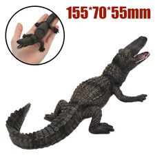 Crocodile Simulation Animal Model Figure Toy Plastic Collection Kid Gift Decor