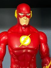 DC Multiverse Flash 12-inch 12? action figure 1st generation Spinmaster - LOOSE