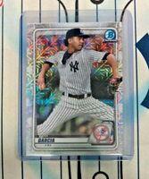 DEIVI GARCIA 2020 Bowman Chrome MOJO REFRACTOR BCP-125 New York Yankees QTY