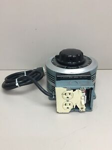 Powerstat Superior Electric Variable Transformer