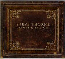 Crimes & Reasons : Steve Thorne