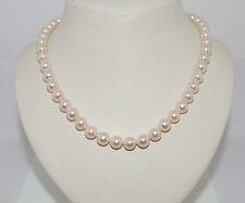 Perlen-Sets aus Gelbgold Zucht-Halsketten