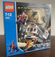 Lego 4855 Spider-Man's Train Rescue MISB