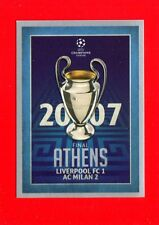 CHAMPIONS LEAGUE 2015-16 -Topps Figurine-stickers n. 599 - ATHENS 2007 -New