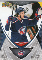 07-08 UPPER DECK ROOKIE RC CLASS #4 KRIS RUSSELL BLUE JACKETS *3508