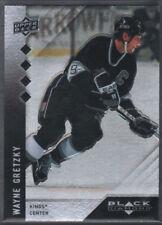 2009-10 Black Diamond #201 Wayne Gretzky Kings Quad SP (ref 6556)