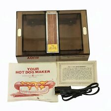 The Hot Dog Machine Cooks 6 At A Time By Van Wyck Vintage Model 2001