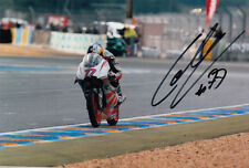 Marcel Schrotter Hand Signed Mahindra Racing 7x5 Photo 125cc 2011 1.