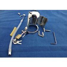 Fetish Bondage Male Chastity Belt Chastity Device CBT Urethral Tube zc061