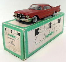 Kims Classics By Western 1/43 Scale No.1 - 1960 Chrysler 300F - Met Coral Red
