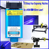 PWM/TTL Blue Laser Engraving Module/Focusable 450nm 8W Etcher Laser/Gift Goggles