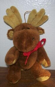 "The Boyd's Collection Plush WUZZIE MOOSE, 5"" with Tush Tag - Super Cute"