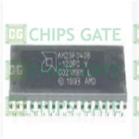 5PCS Flash Memory IC AMD DIP-32 AM29F040B-