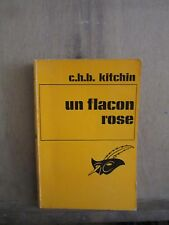 C.H.B.Kitchin/ Un flacon rose/ Librairie Des Champs-Elysees