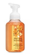 Bath & Body Works Orange Vanilla Swirl Gentle Foaming Hand Soap 8.75 oz New