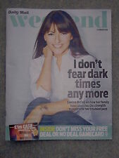 Weekend Mag - Davina McCall, Robin Ellis, Phil Tufnell, Jodie Comer, Clare King