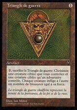 MTG Magic - Visions -  Triangle de guerre -  Rare VF