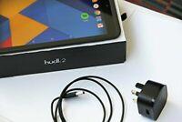 Tesco HUDL2 16GB, Wi-Fi, 8.3in - Schwarz