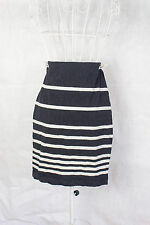 """""""French Connection"""" Size 8 Gorgeous Ladies Striped Skirt. Perfect! Bargain!"""