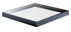 Fixed Flat Rooflight | Flush Glazed - Low E Glass 1000mm x 2000mm