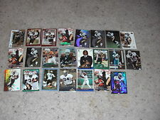 LOT OF 41 RICKEY WILLIAMS CARDS W/ 4 ROOKIE CARDS