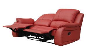 TV-Sofa Relaxsessel Bettsessel Polstermöbel Fernsehsessel 5129-2-206