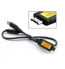 USB Data Sync Charger Cable Lead for Samsung WB550 WB600 WB650 WB700 WP10