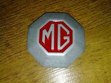 MGTD, MGTF, MGYB, MG NEW HUB CAP BADGES MEDALLIONS