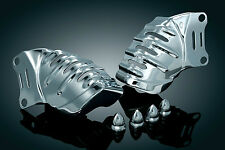 Kuryakyn Chrome Brake Caliper Covers for Brembo Calipers Harley 7789