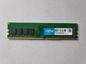 Crucial 32GB (1x32GB) 2666MHz DDR4 Memory