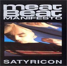 Meat Beat Manifesto - Satyricon [CD]