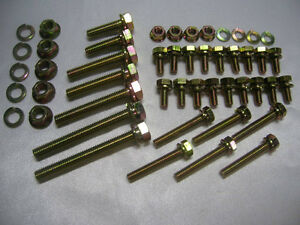 DATSUN A12 A14 A15 Metric Engine Bolt Kit (For NISSAN B10 B120 B110 B210 B310)