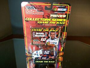 Jeremy Mayfield #12 Mobil 1 2001 Ford Taurus 1:64 R.C.