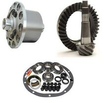 JEEP YJ - DANA 30 REVERSE - 4.10 RING AND PINION- TRUETRAC POSI - ELITE GEAR PKG