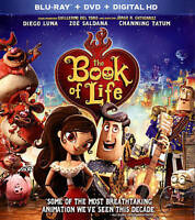 Book of Life [Blu-ray] Blu-ray